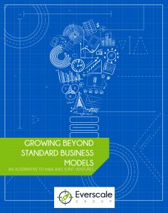 Cover page whitepaper business models