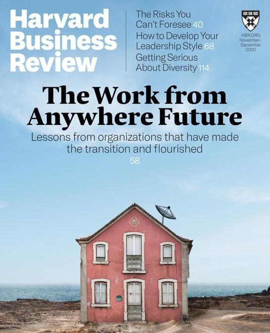 The Work from Anywhere Future