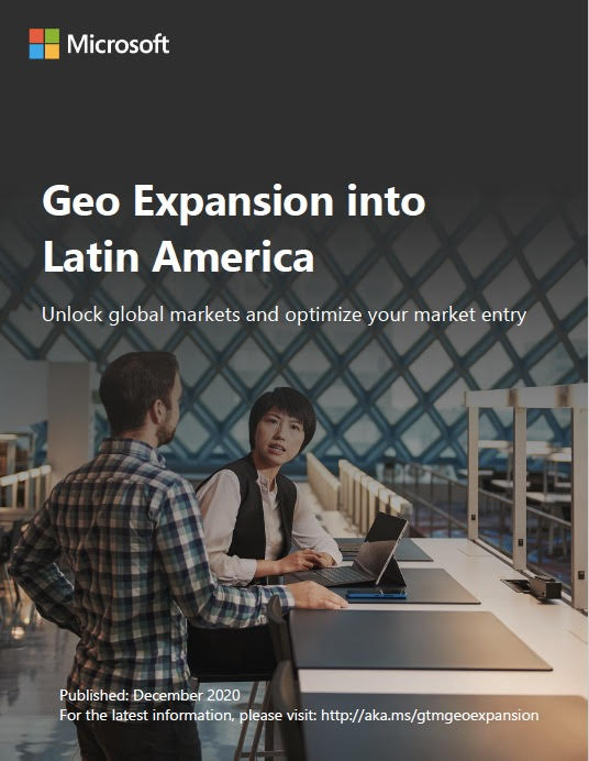 Microsoft Geo Expansion Services